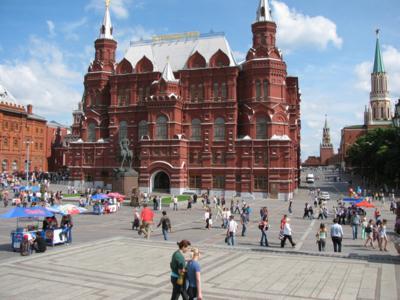 Москва - Владимир - Суздаль